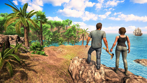 Survival Games Offline free: Island Survival Games modavailable screenshots 9