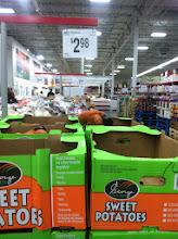 Photo: I need some sweet potatoes for a casserole.