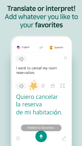 Talking Translator - Ultra-Simple Translation screenshots 21
