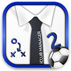iClub Manager 2: football manager icon