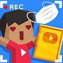 Vlogger Go Viral: Streamer Tuber Life Simulator icon