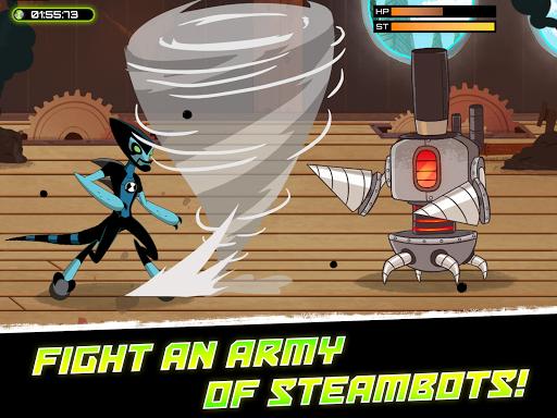 Ben 10 - Omnitrix Hero: Aliens vs Robots 1.0.5 7