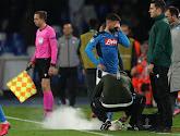 Napoli moet het mogelijk opnemen tegen Inter Milaan zonder Dries Mertens