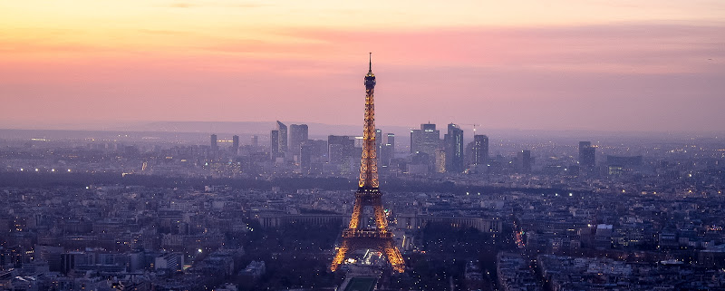 Paesaggio Urbano Parigino di ChiarArts