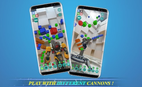 RGBalls – Cannon Fire : Shooting ball game 3D 10
