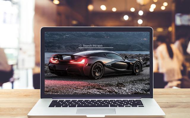 Tesla Roadster Hd Wallpapers Sports Car Theme