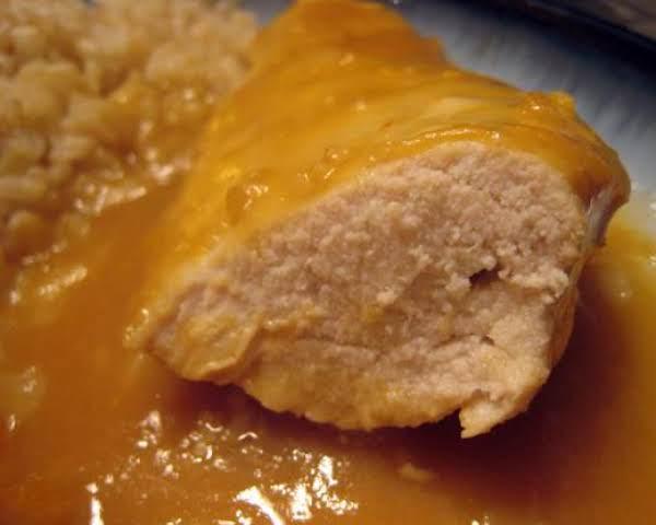 Orange-ginger Chicken Recipe