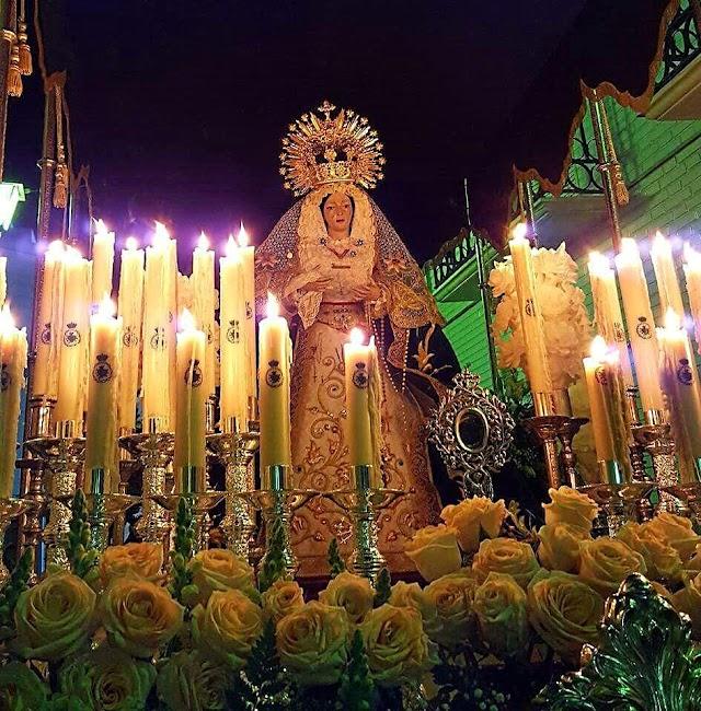 María Santísima de los Perdones.