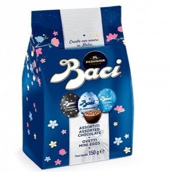 chocolate baci eggs 150gr
