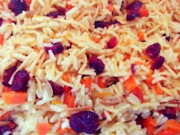 Rice Pilaf With Pasta Recipe