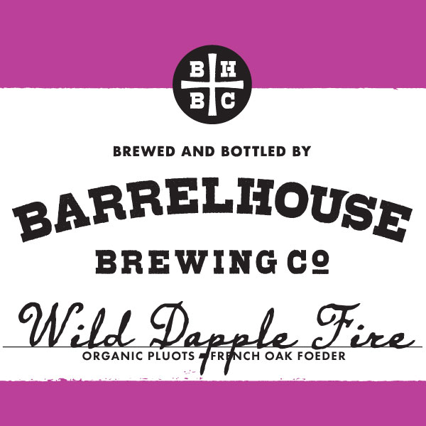 Logo of BarrelHouse Wild Dapple Fire | No. 1406