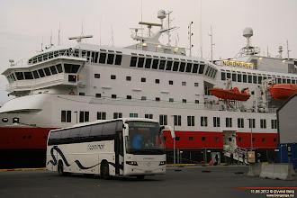 Photo: #2294: DK 24817 på Prostneset, Tromsø, 11.06.2012.