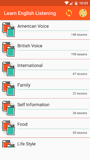 Screenshot for English Listening Step by Step - IELTS Listening in Hong Kong Play Store