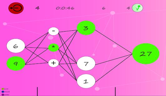 Neural Network Number - náhled