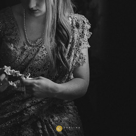 Wedding photographer Tania Karmakar (opalinafotograf). Photo of 02.06.2017