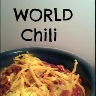 Rock Your World Chili.
