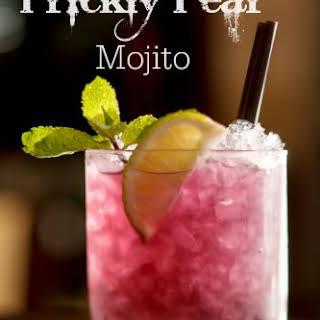 Prickly Pear Mojito.