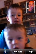Photo: FaceTime with Boys