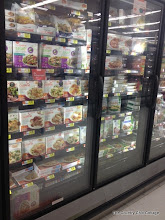 Photo: I also found the Lean Cuisine Salad Additions in the regular freezer aisle.