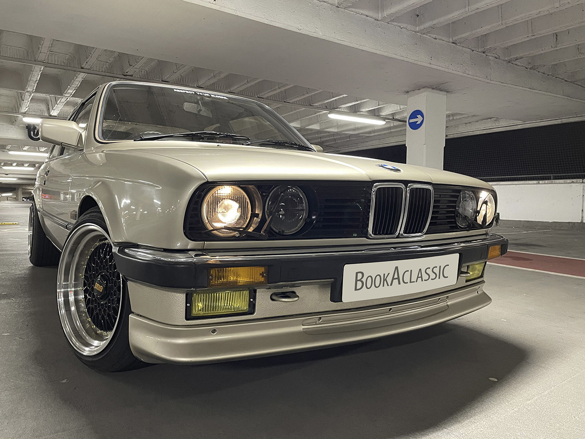 BMW E30 Hire London