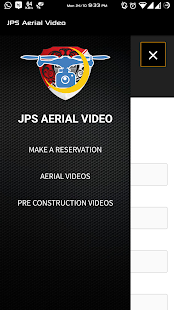 JPS Aerial Video screenshot