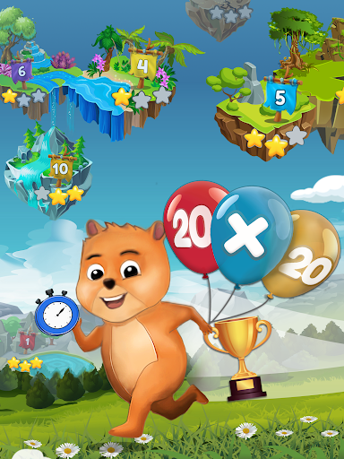 Times Tables & Friends: Free Multiplication Games apkpoly screenshots 9