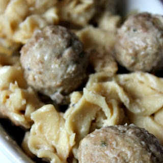 Simple Instapot Swedish Meatballs
