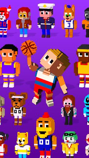 Blocky Basketball FreeStyle 1.7.1_223 screenshots 4