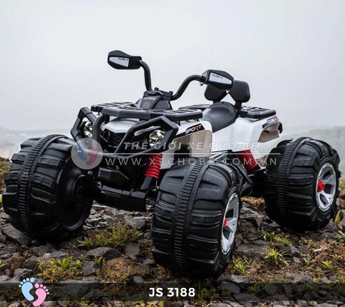 Xe mô tô điện địa hình khủng JS-3188 11