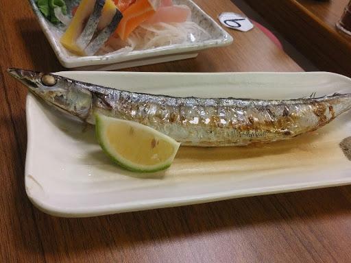 秋刀魚。。。首選