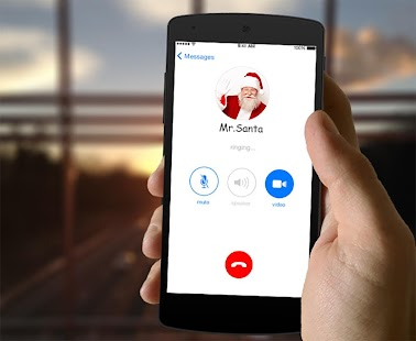 Santa Claus Video Call & Real Santa Video Call - náhled