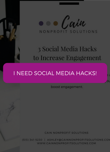 Click here to get your copy of 3 Social Media Hacks