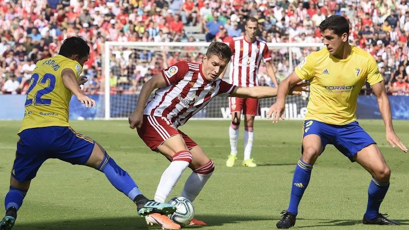 José Corpas espera seguir de rojiblanco la próxima temporada.