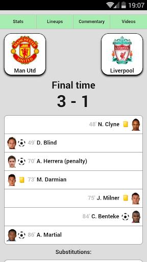 Football Live Scores Apk apps 1