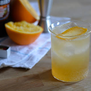 Orange Moscow Mule.