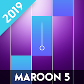 Maroon 5 Piano Games 2019 Android APK Download Free By Tech Games Studio