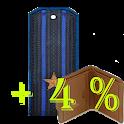 Расчет денежного довольствия и пенсии ВС РФ FULL icon