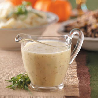 Orange Tarragon Gravy