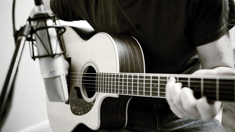 Easy ways to record acoustic guitar | MusicRadar