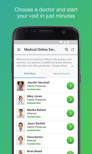 Amwell: Doctor Visits 24/7 12.0.6.030_06 Apk for Android 4