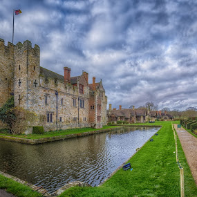 Hever Castle by Krasimir Lazarov - Buildings & Architecture Public & Historical ( building, travel location, fortress, hever castle, hever, tourism, castle, architecture, historical, united kingdom, historical building )