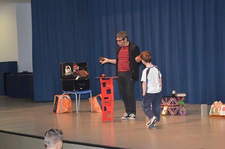 magia en teatro para colegios madrid alfonso v