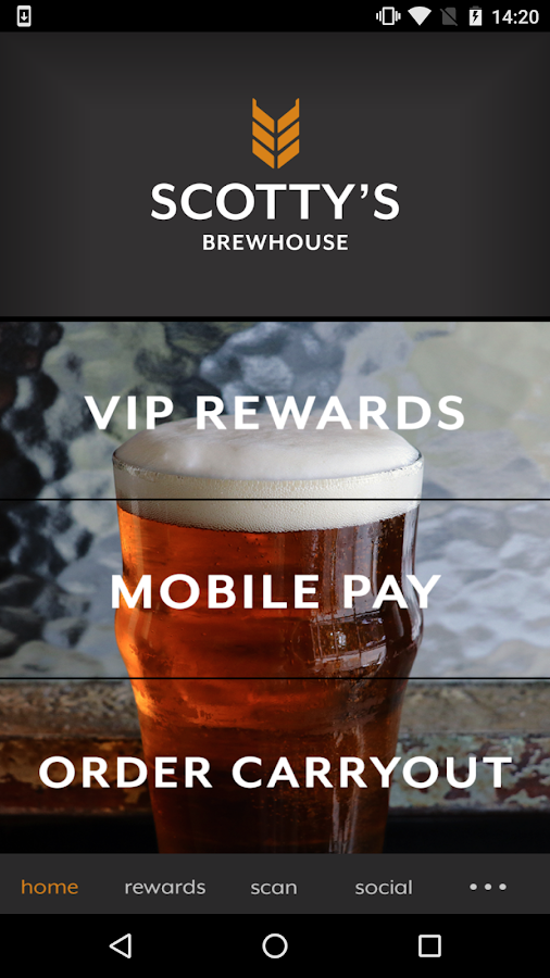 Scotty's Brewhouse- screenshot