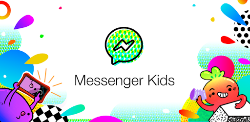 Fun, free app that lets kids video call and message family and close friends.