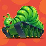 Caterpillar on Tank Track Icon