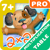 Multiplication table ANIMATICS PRO