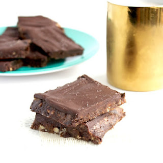 Double Chocolate Date Bars