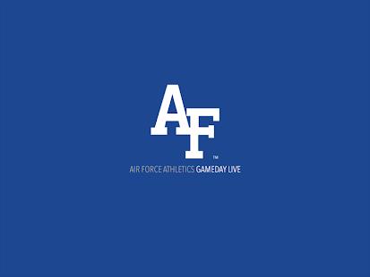 Air Force Falcons Gameday LIVE- screenshot thumbnail