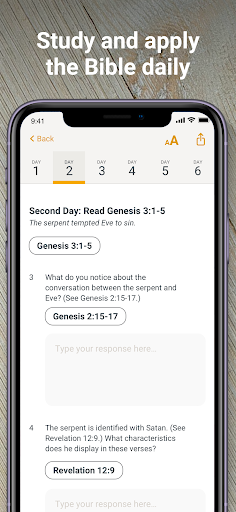 Bible Study Fellowship App screenshot 3