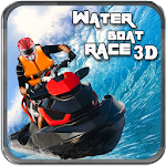 Water Boat Racing 3D Icon